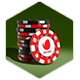 Casino Chips Logo Reveal - VideoHive Item for Sale