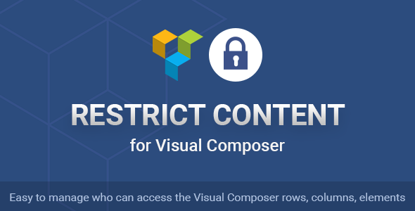 Restrict Content Visual Composer Addon