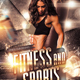 Fitness Gym and Sports Flyer - GraphicRiver Item for Sale