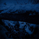 Passing Stream In The Snow At Night - VideoHive Item for Sale