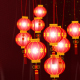 Chinese Lantern Lights 3 - VideoHive Item for Sale