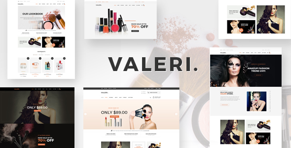 Valeri – Responsive Opencart Theme for Beauty SPA and Salons