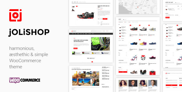 jOLiSHOP – harmonious, aesthetic & simple WooCommerce theme