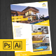 Premium Real Estate Flyer Template - GraphicRiver Item for Sale