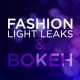 Fashion Bokeh Light Leaks - VideoHive Item for Sale