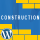Construction & Building Business WordPress Theme