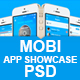 Mobi App Landing Page - ThemeForest Item for Sale