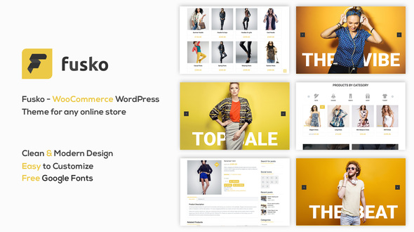 Fusko - Tech/Gadgets WooCommerce WordPress Theme