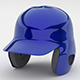 Classic Baseball Helmet - 3DOcean Item for Sale