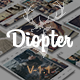Diopter - Creative Responsive Photography / Portfolio WordPress Theme Nulled