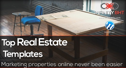 Top Real Estate Listing Templates WP Templates | InfinitBHT