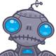 Sad Robot - GraphicRiver Item for Sale