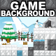 Snow Fantasy Game Background - GraphicRiver Item for Sale