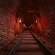 Tunnel in Old Building - VideoHive Item for Sale