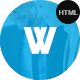 Wilson - Responsive Multipurpose Landing Page Nulled