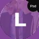 Lexus - PSD APP Landing Page - ThemeForest Item for Sale