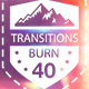 Burn Transitions - VideoHive Item for Sale