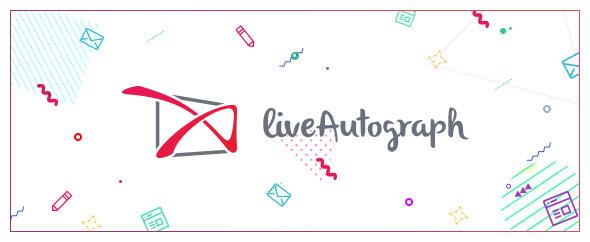 Preview liveautograph