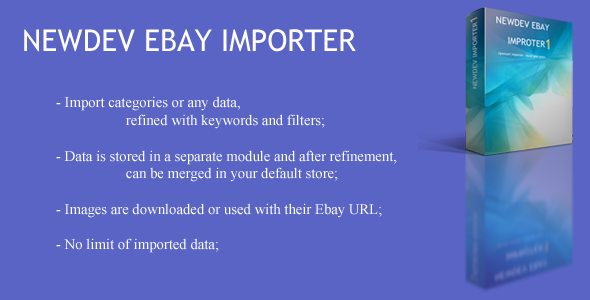 OpenCart Ebay Importer - CodeCanyon Item for Sale