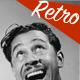 Retro Comedy Logo