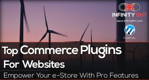 Top e-Commerce Plugins WP - Aiónios Modules | InfinitBHT
