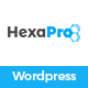 Hexapro – Corporate WordPress Theme - ThemeForest Item for Sale