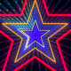 Disco Stars Lights VJ Loop - VideoHive Item for Sale
