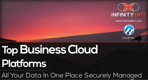 Top Business Cloud Storage Platforms - InfinityBHT