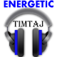 Upbeat Energetic Confident