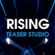 Rising Teaser Studio | Element 3D | Logo and Titles