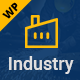 Industry - Factory & Industrial Business WordPress Theme Nulled