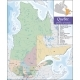 Map of Quebec - GraphicRiver Item for Sale