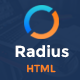 Radius - Training, Coaching, Consulting & Business HTML Template - ThemeForest Item for Sale