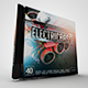 Electric Bass CD/DVD Template