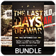 War - Flyers Bundle [Vol.02] - GraphicRiver Item for Sale