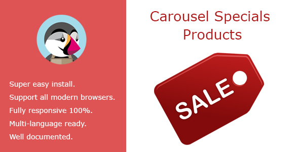 Carousel Specials Products - CodeCanyon Item for Sale