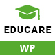 EduCare - Learning & Academy WordPress Theme Nulled
