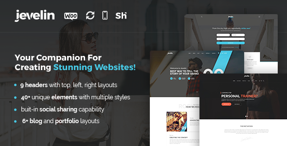 30+ Best WordPress Themes for IT and Tech Companies 2019 19