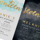 Elegant Birthday Invitation - GraphicRiver Item for Sale