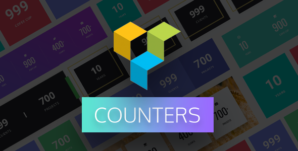 Statistic Counters for Visual Composer - CodeCanyon Item for Sale