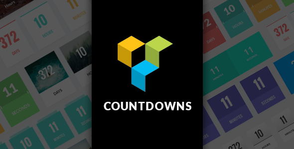 Timer Countdown for Visual Composer - CodeCanyon Item for Sale