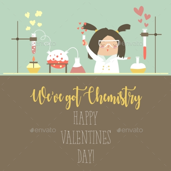 Chemistry of Love - Valentines Seasons/Holidays