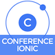 Conference Ionic - Full Application with Firebase backend - CodeCanyon Item for Sale
