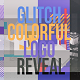 Glitch Colorful Logo Reveal - VideoHive Item for Sale