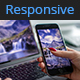 Responsive MockUp - Phone and Laptop in Office - GraphicRiver Item for Sale