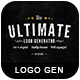 Logo Generator Pack - GraphicRiver Item for Sale