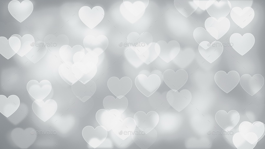 hearts bokeh backgrounds by provitaly graphicriver