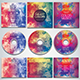 Colorful CD/DVD Album Covers Bundle Vol. 2 - GraphicRiver Item for Sale