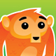 Monkey Banana Buff Game Set - GraphicRiver Item for Sale