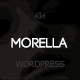 Morella - Agency/Portfolio Minimal Theme - ThemeForest Item for Sale